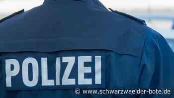 Polizei alarmiert - Betrunkener belästigt Passantinnen in Villingen-Schwenningen - Schwarzwälder Bote