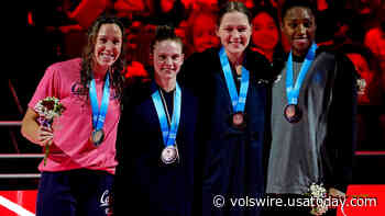 Erika Brown qualifies for Summer Olympic Games - Vols Wire