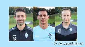Coaching-Team der 1. Mannschaft hat verlängert - sportjack.ch