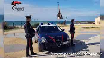 Mazara del Vallo, tenta la fuga a bordo di una bicicletta rubata. Arrestato - PrimaPagina Trapani