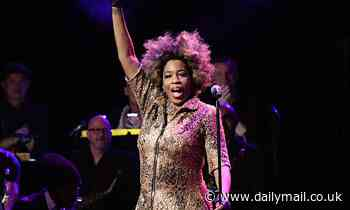 Critics slam Macy Gray after she called for America to ditch 'divisive' US flag