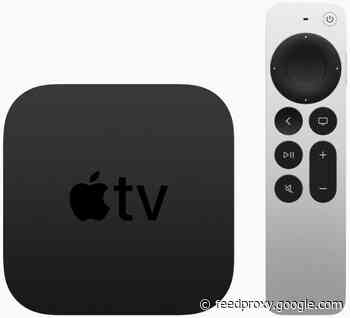 New Apple TV 4K models see first Amazon discounts in time for Father's Day