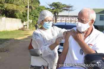 Novo agendamento para 2ª dose dos idosos abre hoje em Guarapari - Portal Maratimba