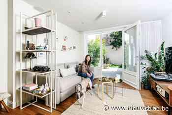 """Binnenkijken in de knusse arbeiderswoning van Eliza en Wim in Brugge: """"Zonder hulp van de familie was dit nooit gelukt"""" - Het Nieuwsblad"""