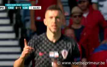 GOAL: Perisic (ex-Club Brugge) imponeert met knappe treffer voor Kroatië - VoetbalPrimeur.be