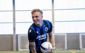 Club Brugge verwelkomt Lang: 'Look who's here' - VoetbalPrimeur.be
