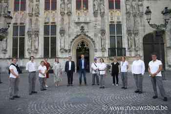 Brugse Gemeenschapswachten bestaan 25 jaar (Brugge) - Het Nieuwsblad