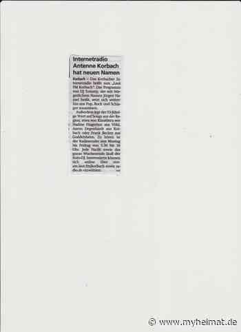 Laut FM Korbach sendet für seine Hörer ein Buntes Musikprogramm! - Korbach - myheimat.de - myheimat.de