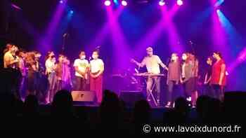 Tourcoing: des collégiens créent une chanson électronique présentée au Grand Mix - La Voix du Nord