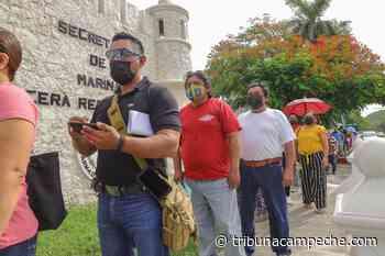 Apenas han vacunado a 375 mil campechanos - Tribuna Campeche