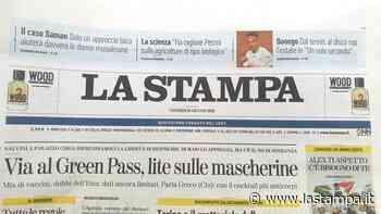 """Le edizioni di Novara e Verbania de """"La Stampa"""" non è in edicola per un guasto del centro stampa: ci scusiamo, ecco il link per leggere gratis il giornale di oggi - La Stampa"""