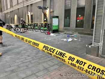 Woman stabbed near Yonge-Dundas Square - CityNews Toronto