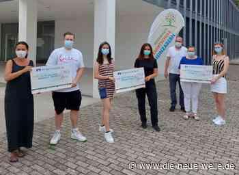 Abiturienten aus Rheinzabern spenden für den guten Zweck - die neue welle