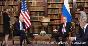 Político: Antes de la cumbre de Ginebra, la Casa Blanca detuvo un paquete de ayuda para Ucrania - Diario Bernabéu