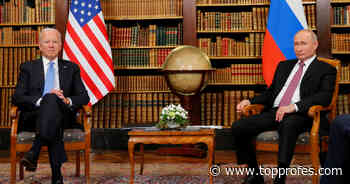 Putin elogia a Biden tras la cumbre de Ginebra | noticias de política - TopProfes