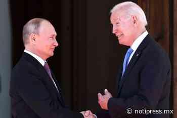 Biden y Putin dialogan sobre temas nucleares, diplomacia y ciberseguridad en Ginebra - NotiPress