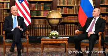Lo que nos reveló la Cumbre Biden-Putin en Ginebra - infobae