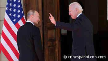 ANÁLISIS | Putin obtuvo exactamente lo que quería de Biden en Ginebra - CNN