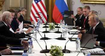 Cumbre en Ginebra: ¿cuáles fueron los temas que trataron Putin y Biden? - Revista Semana