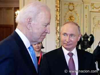 Biden y Putin tuvieron un primer acercamiento en Ginebra con poca calidez - La Nación Costa Rica