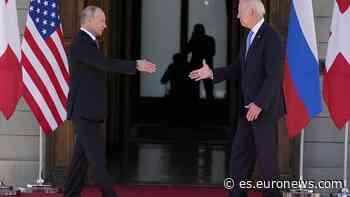 Putin y Biden satisfechos de la cumbre de Ginebra - Euronews Español