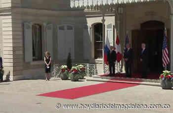 Avanza en ginebra cumbre Putin-Biden en medio de relación deteriorada - HOY DIARIO DEL MAGDALENA