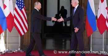 Biden-Putin: 8 'curiosidades' de su primera reunión en Ginebra - El Financiero