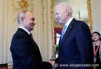 ¿De qué hablaron Putin y Biden en la cumbre de Ginebra? - El Espectador