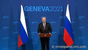 Termina la cumbre Biden-Putin en Ginebra: esto es lo que sabemos - CNN