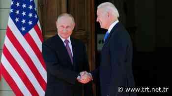 Ha comenzado en Ginebra la cumbre entre Biden y Putin - TRT Español