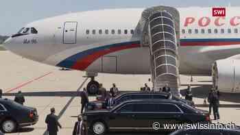 Putin llega a Ginebra - SWI swissinfo.ch - swissinfo.ch