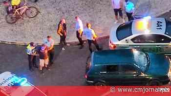 GNR trava bêbedo em fuga após perseguição em Torres Vedras. Veja as imagens - Correio da Manhã