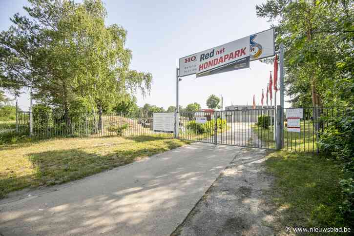 """Naaste buren hopen op snelle heropening van Hondapark: """"Een stukje Olmense geschiedenis"""""""