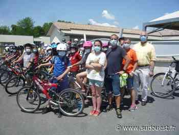 Izon : L'école sur la route du Tour de France - Sud Ouest