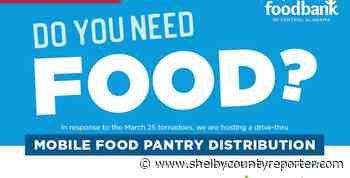 Mobile pantry food distribution planned for Pelham - Shelby County Reporter - Shelby County Reporter