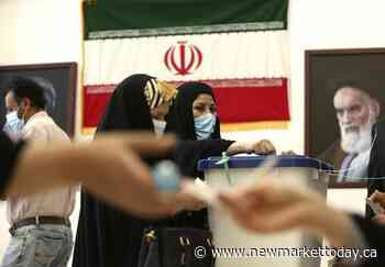 Hard-line judiciary head wins Iran presidency in low turnout - NewmarketToday.ca