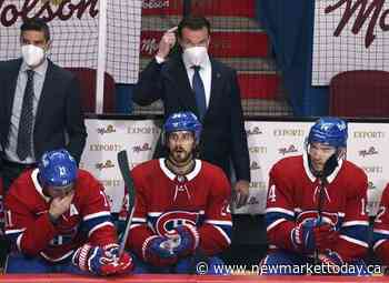 Habs' Richardson pays tribute to late daughter after first NHL win - NewmarketToday.ca