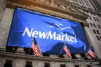 I'm Going Shopping at NewMarket -- at a Discount - RealMoney
