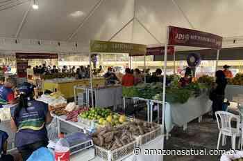 CSU do Parque 10 em Manaus recebe feira de produtos regionais - Amazonas Atual