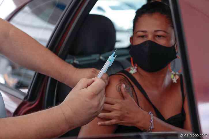 Manaus vacina adultos a partir de 36 anos contra a Covid-19 - G1
