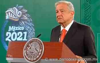 Díaz Mirón tuvo conducta abyecta, critica AMLO - Diario de Xalapa