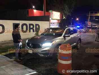 """Al reaunudarse en Xalapa el """"alcoholímetro"""", envían 30 automóviles al corralón - alcalorpolitico"""