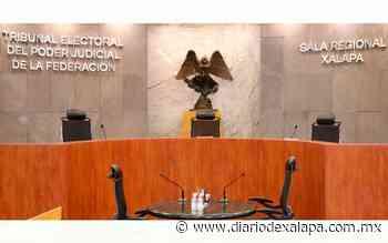 Sala regional Xalapa del TEPJF revocó la sentencia del TEV - Diario de Xalapa