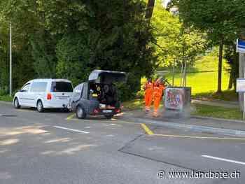Vandalismus in Winterthur – Vandalen verursachen jedes Jahr 125'000 Franken Schaden an Schulen - Der Landbote