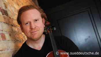 Star-Geiger Daniel Hope spielt in Heiligendamm - Süddeutsche Zeitung