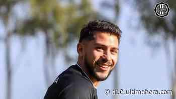 Víctor Salazar ensaya y se perfila para la Copa Libertadores - D10 - Deportes Paraguay
