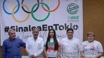 Estrada Ferreiro reconoce a Yarely Salazar y aseguró que en Tokio pondrá en alto a Culiacán y a México - LINEA DIRECTA