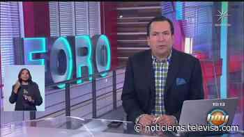 Las Noticias con Lalo Salazar en Hoy del 18 de junio del 2021 - Noticieros Televisa