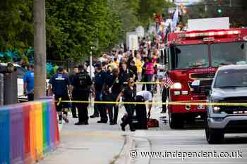 One dead after truck strikes two men at Florida pride parade