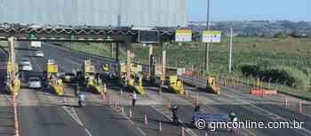 PR: Moradores da estrada Terra Roxa voltam a liberar cancelas de pedágio - GMC Online